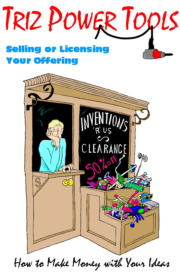Selling or Licensing your Offering