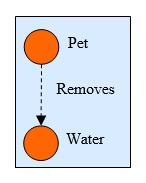 6 Pet Removes Water