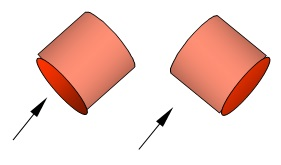 169 Cylindrical Shape