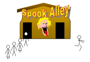 81 Spook Alley